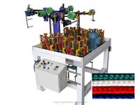 Automatic Shoe Lace Making Machine nylon yarn/leather/plastic