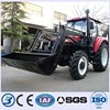 Joystick controls Small tractor front end loader ,tractor loader hydraulic cylinder , lawn tractor mini front end loader price