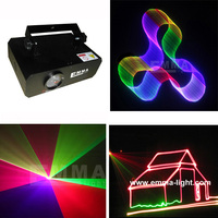 Red Green blue Moving DJ Disco Party Laser Stage Light Projector