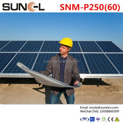 China OEM 1kw solar panel for off-grid system