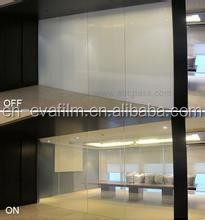 EPD-L low temperature extra clear EVA film/EVA interlayer / for PDLC switchable glass