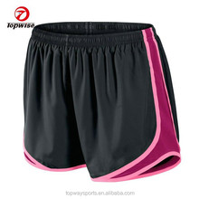 2015 China Export Wholesale design soccer team names of run shorts