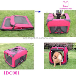 Fabric Dog Crate