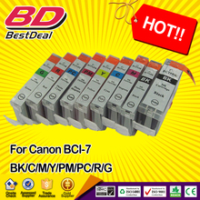 HOT SELLING model!!! for canon pg-9 remanufactured ink cartridge