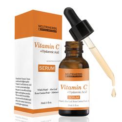 Most effective collagen hydrolysate moisturizing anti aging ginseng serum ester c vitamin