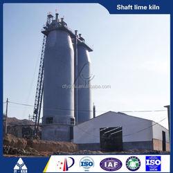 coal or coke fired green energy lime line oil distilled