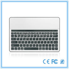Alibaba China top quality 10.1'' aluminum wireless bluetooth keyboard for tablet pc/laptop