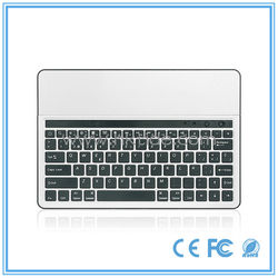 Alibaba best sale top quality 10.1'' bluetooth wireless alloy keyboard for tablet pc