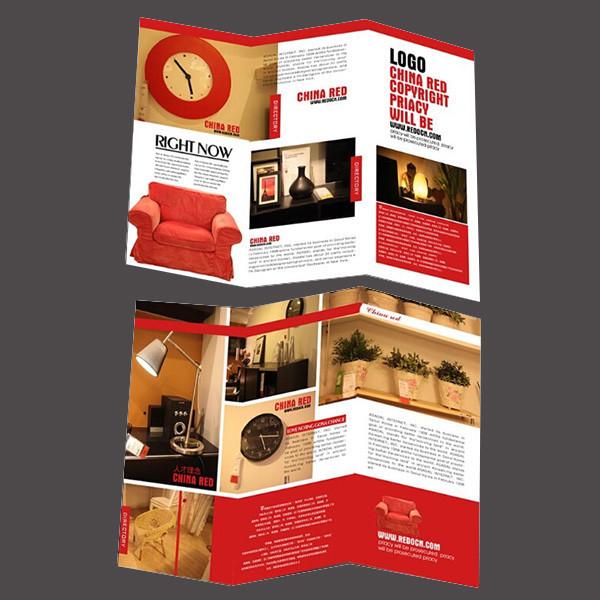 Wood Classic Home Advertisement Sample Furniture Catalog