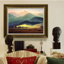 Gallery quality hot famous large wall art canvas, image canvas, giclee art