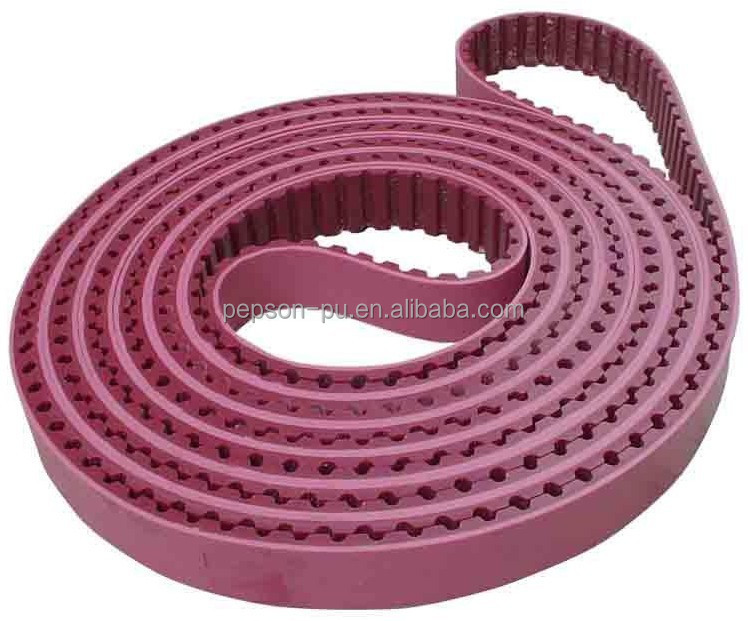 AT20 truely endless timing belt with rubber/APL/PU/PAZ