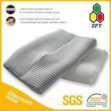 2015 new arrival & free sample memory foam pillow