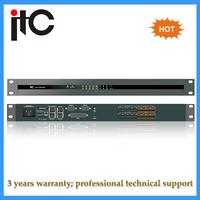 Digital 8*8 PA System Audio Sound Speaker Processor