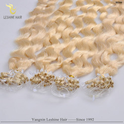 Great Lengths Socap Brand Name Top Quality Wholesale 22 inch micro braiding hair