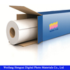 Water Resistant printed adhesive vinyl roll with cheap price