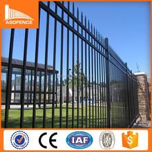 Decorative wrought iron fence,Decorative iron railing and fences