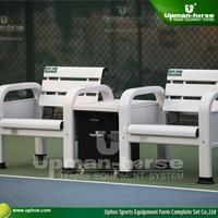 Aluminum Tennis Court bench,aluminum chair