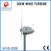 240 volt 20kw home use wind generators with CE ISO certification