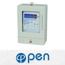 DEM091PC prepaid electric energy meter