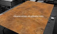 The Printed waterproof Anti slip rubber mats, rubber table top mat for war game battle mat, 4x4/4x6 rubber Wargame minitures mat