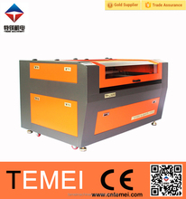 double-head co2 laser engraving and cutting system external surface shot blasting machine