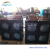 Air cooled condensor, heat exchanger for cold room