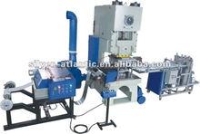 aluminum foil container machine SA-YJ45T Foil container production line