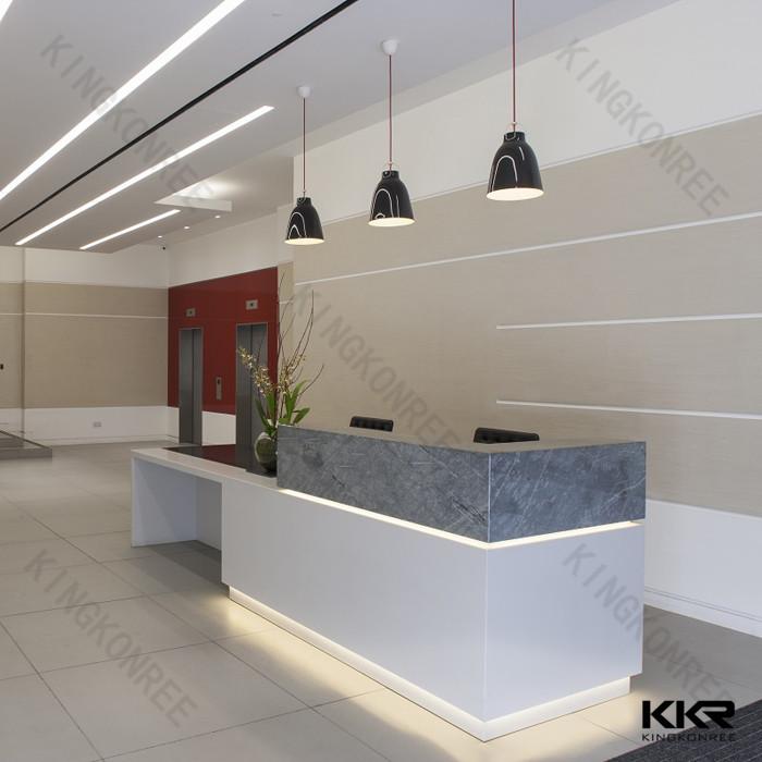 Commerci le kantoor bar meubels hotel lobby receptie - Aangepaste bar ...