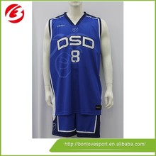 New Design Latest Game Basketball Jersey