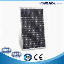china factory cheap price monocrystalline 18v 36cells130w solar cell panel price