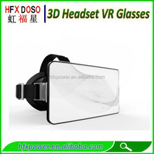 Best price Head Mount VR Glasses For LG G3 5.5 inch smart phones
