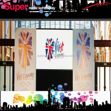 High definition p3.91SMD full color indoor led Display for stage/wedding/exhibition/night club