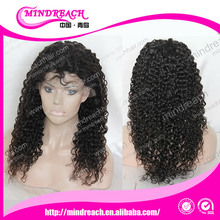 Wholesale Brazilian Hair Lace Front Wig With Baby Hair