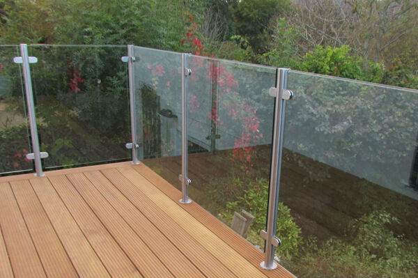 Factory Supply Plexiglass Deck Railing Buy Plexiglass