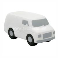 PU Cargo van promotion foam toy anti stress ball