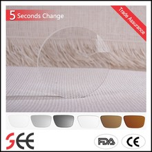 Factory outlets 1.56 5 seconds PGX Round-Top S/F Photochromic Semi-finsished