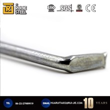 L type nail 45# carbon galvanized L type concrete steel nails factory