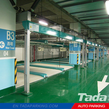 PSH mechanical parking car lifts residential auto parking systems