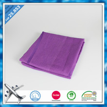 Modacrylic farbic airline blanket made in China Airline blanket fire retardant Chinese manufacturer