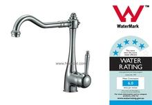 81H27-CHR Swivel Spout WaterMark Sanitary Ware Basin Tap Mixer