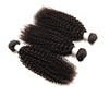 "Wholesale price high quality 100% human hair weaving3pcs/lot 18"" 20"" 22"" inch raw virgin indian curly hair"
