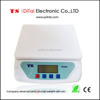Factory direct sale 3kg*0.5g ---25kg*1g electronic scale kitchen