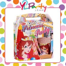 Fashionable Decorations Kids Birthday Party Supplies