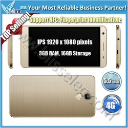 High configuration 5.5 inch octa core 3GB RAM android smart cell phone