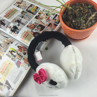 2015 wholesale fashion design cute and warm earmuff