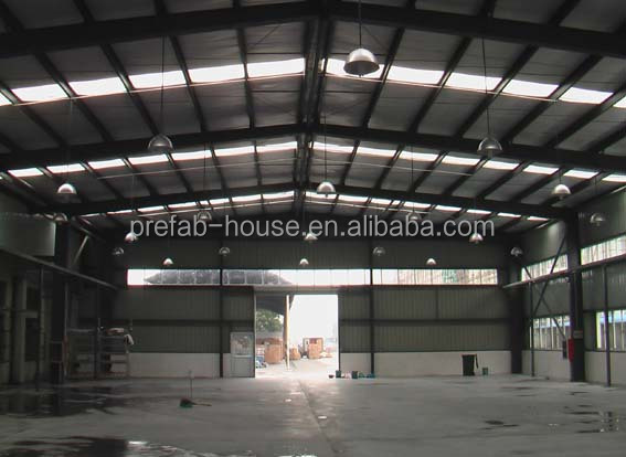 China good quality cost saving prefabricated warehouse for Cost of building a gym