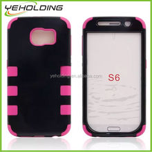 High Quality silion Mobile Phone Case For Samsung Galaxy S6