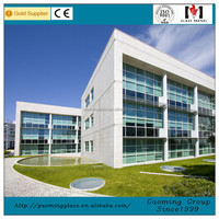 Structual Glass Curtain Wall,Soundproof Curtain Walls for Building 4321