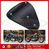 KCM440 Solo Seat & Spring + Bracket Black for Harley Davidson Sportster Chopper Bobber