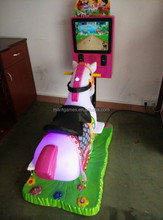 Most popular kids game 3D horse ride machines hot sale in the world market